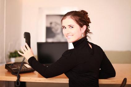 Virtuelle Sekretärin