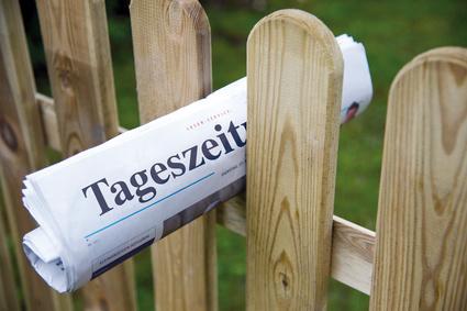 Zeitung Austragen Wie Viel Geld