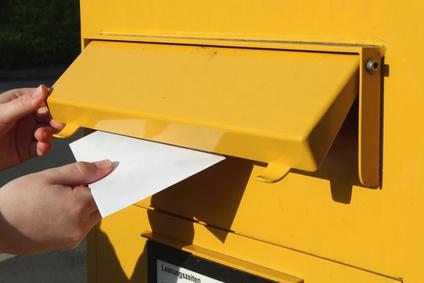 Deutsche Post Job