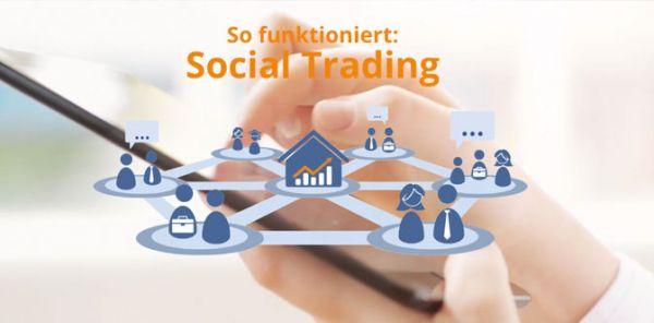 Social Trading funktioniert