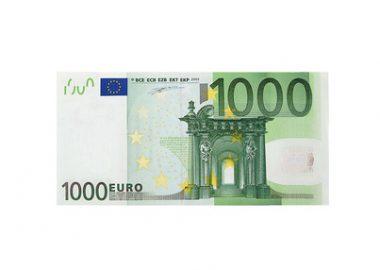 1000 Euro sofort: So bekommen Sie 1000 Euro