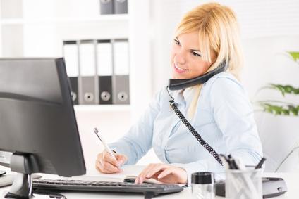 Sekretärin Gehalt