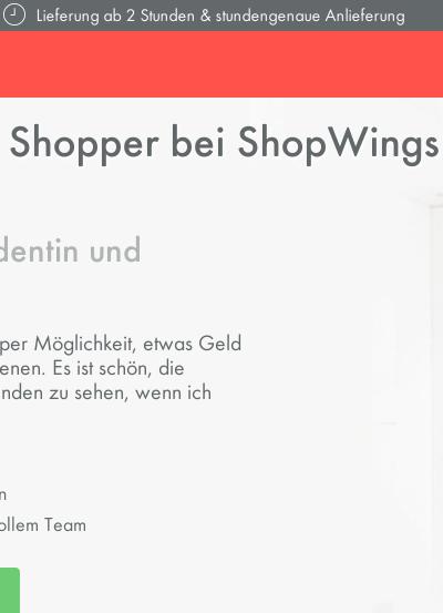 ShopWings seriös? Das müssen Sie wissen!