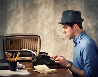 Texter und Content-Autor