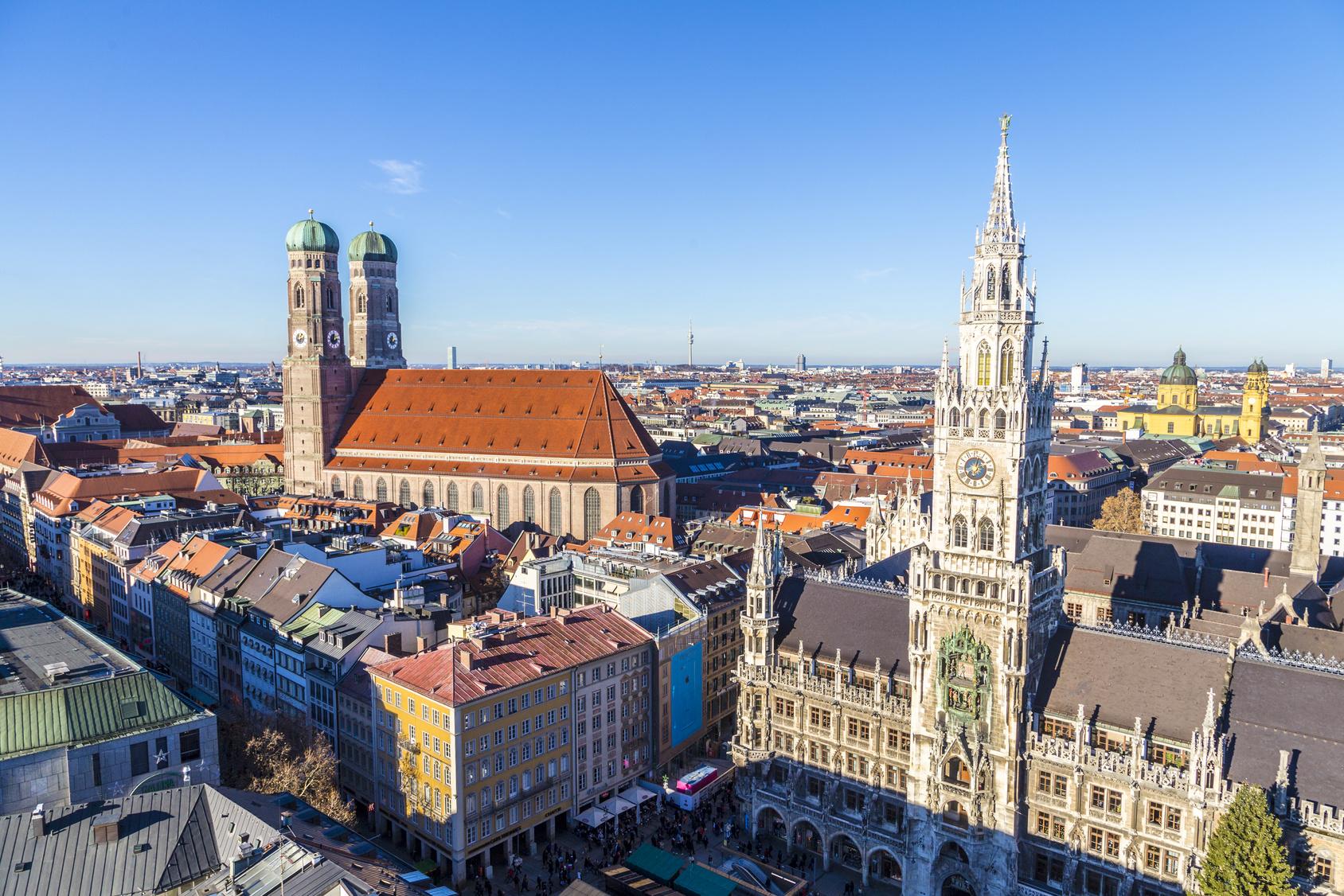 Heimarbeit München