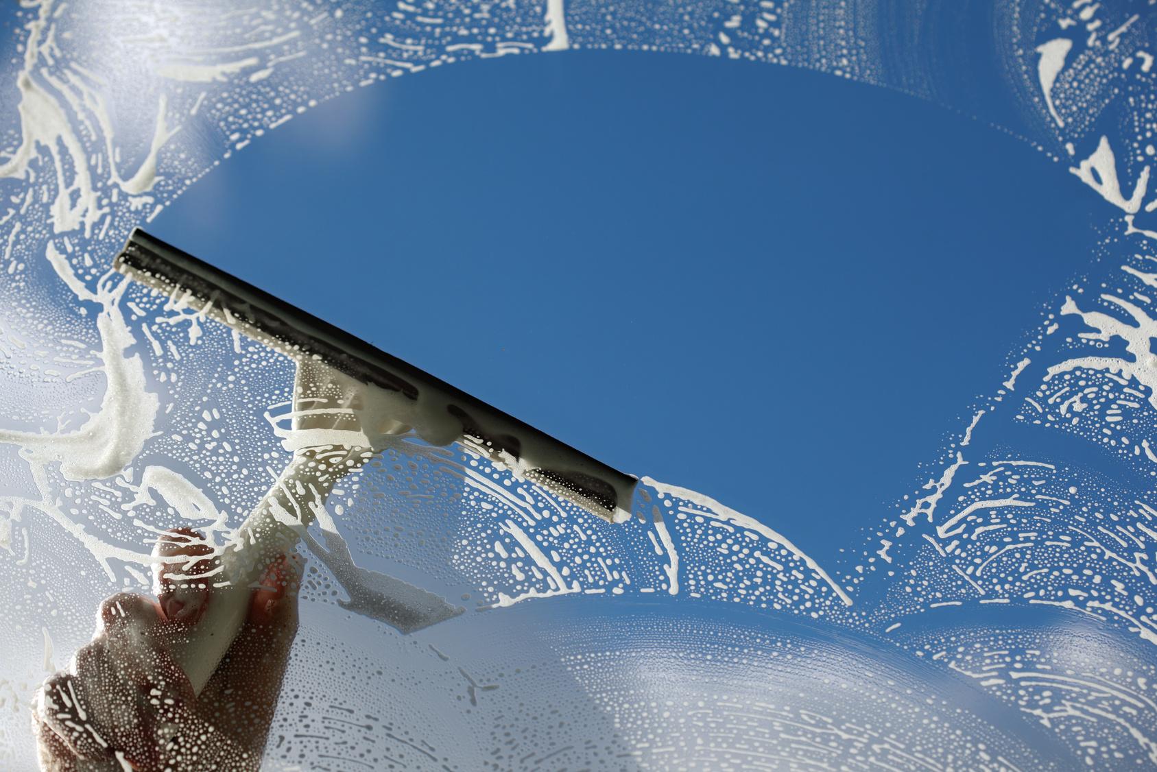 Bevorzugt Fensterputzer werden: So geht's!   Heimarbeit.de √ RT15