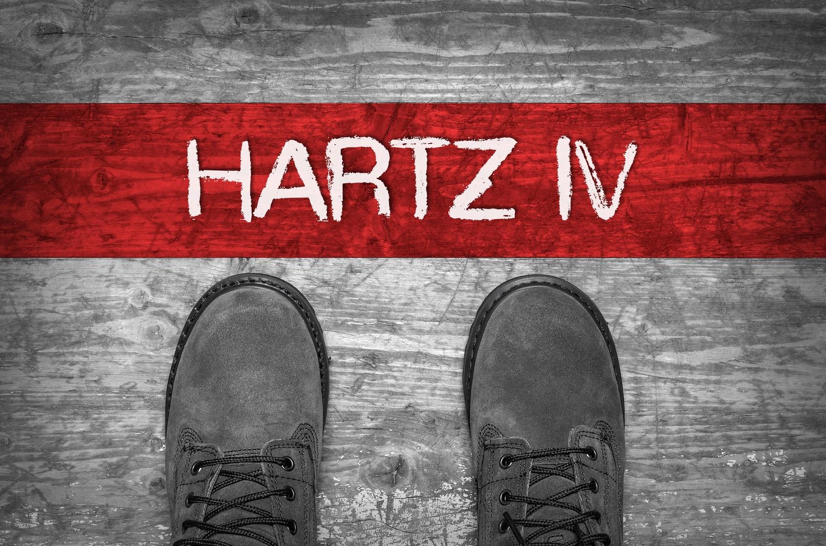 Hartz 4 mann sucht frau