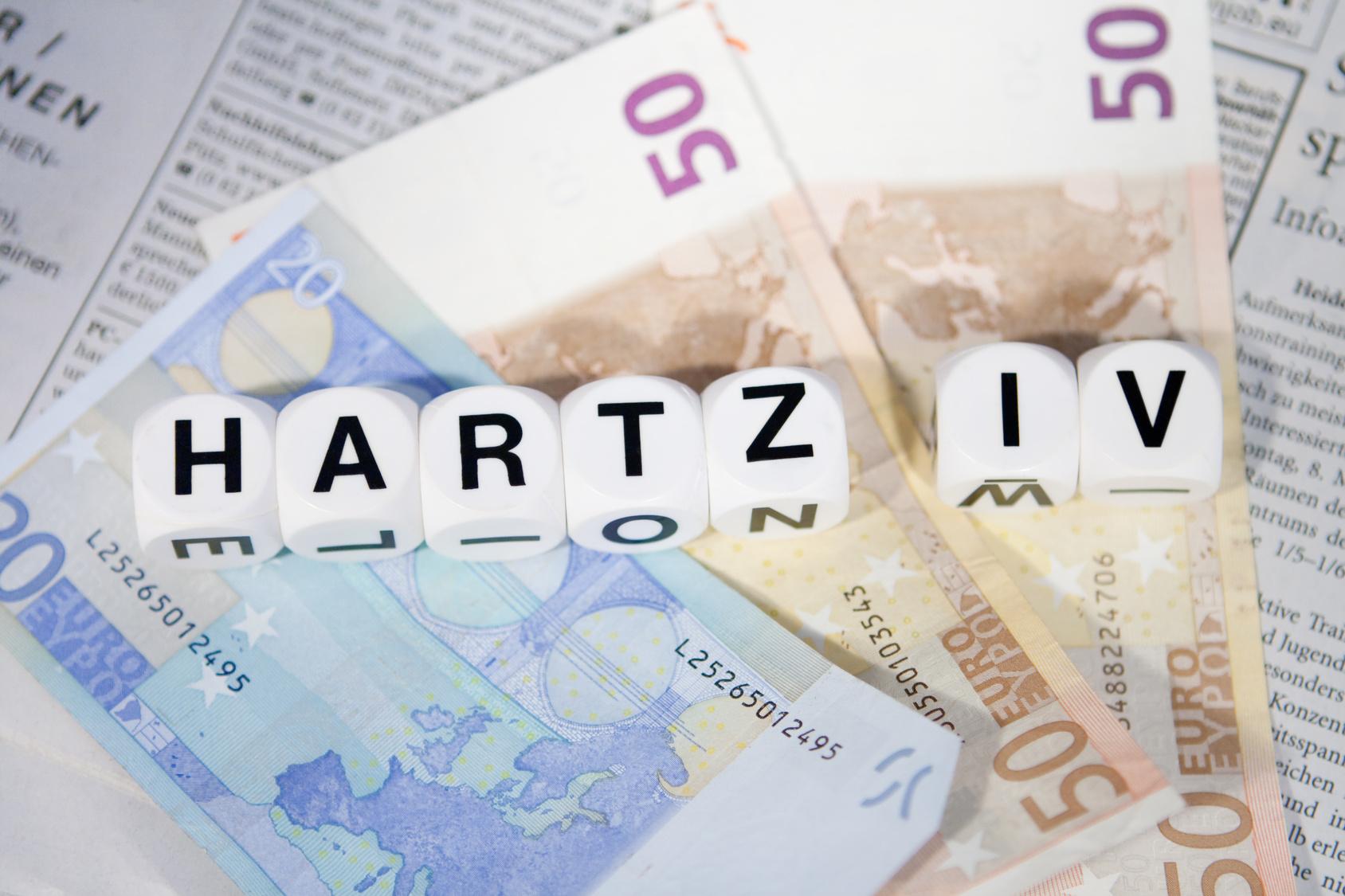 Regelbedarf Hartz IV - Aktueller Regelsatz beim Arbeitslosengeld II