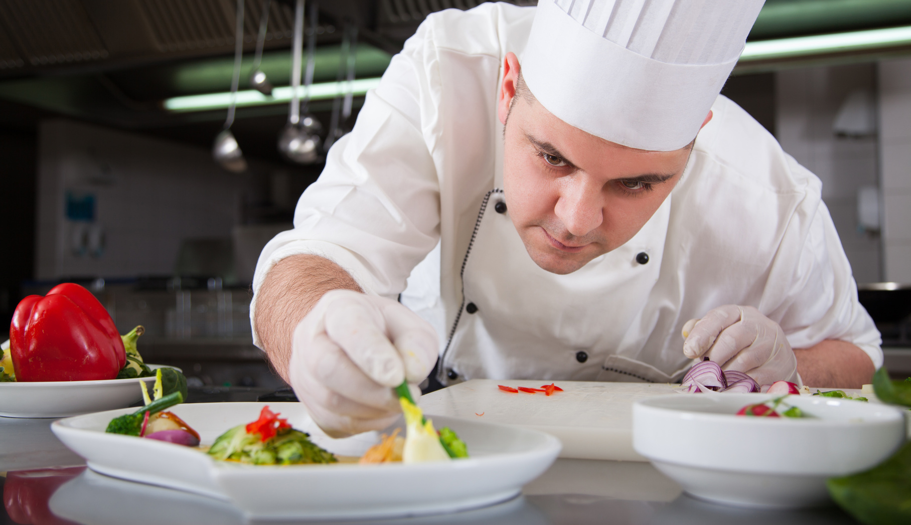 Koch gehalt ausbildung lohn und verdienst for Arbeit als koch
