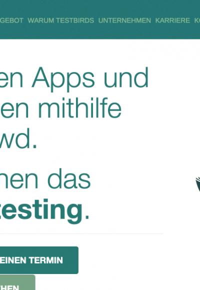 Testbirds.de: Seriös und empfehlenswert?