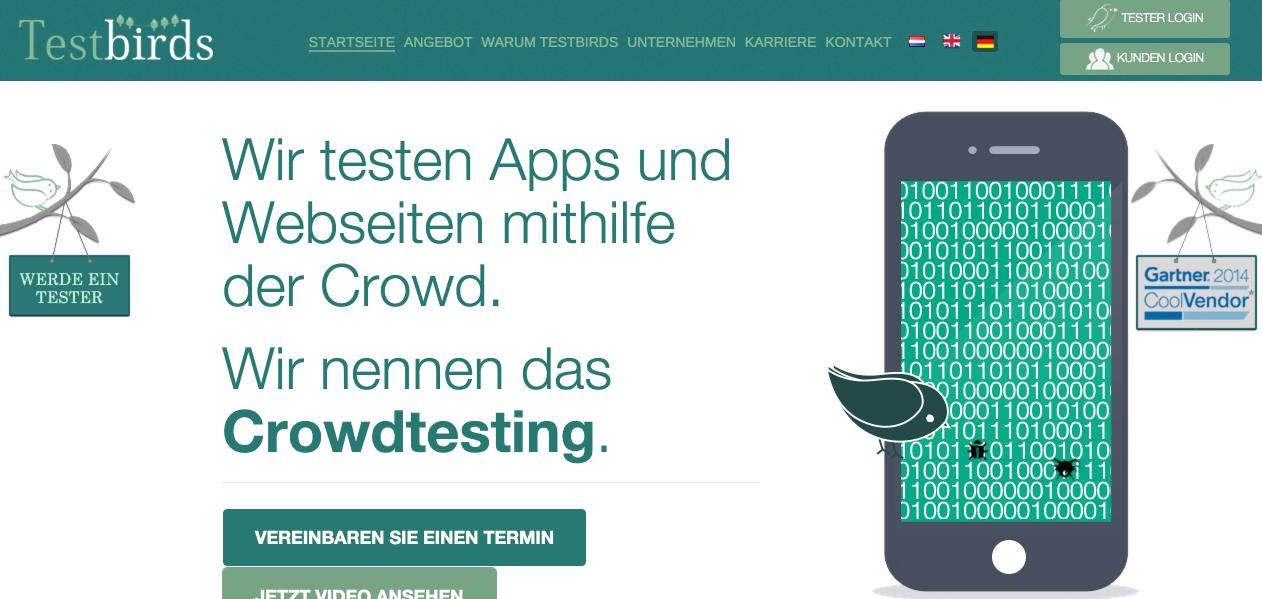 Testbirds.de- Seriös und empfehlenswert?