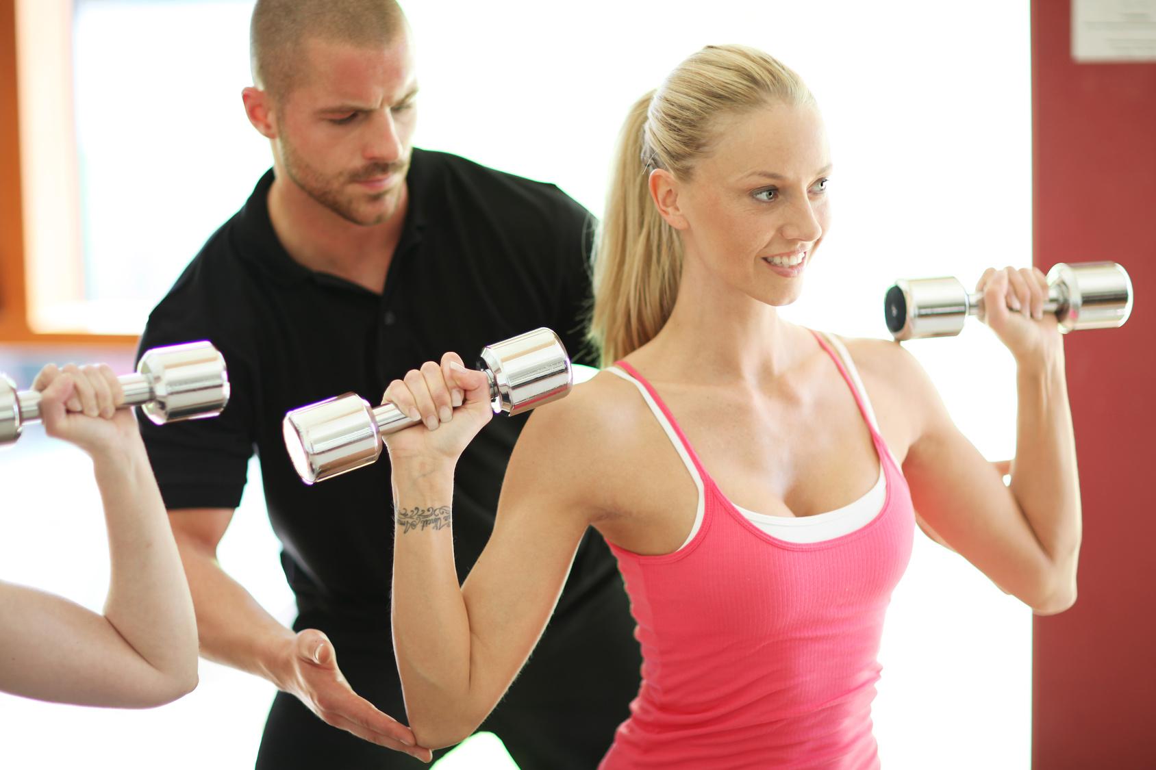 Sport Fitnesskaufmann