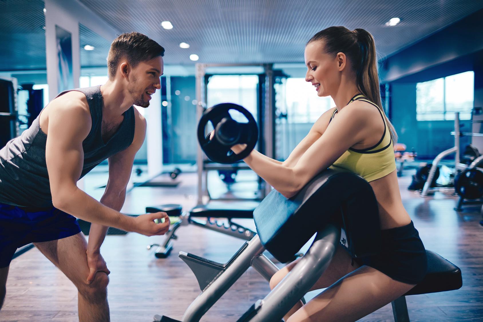 Fitness Berufe