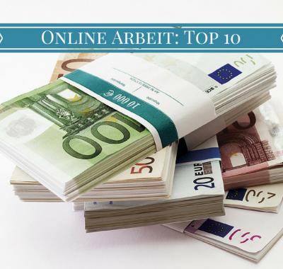 Online arbeiten: Das sind die 10 besten Möglichkeiten!