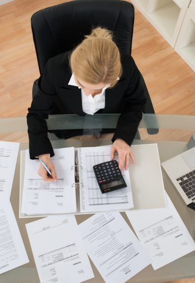 Buchhalter in Heimarbeit werden: So gehts!