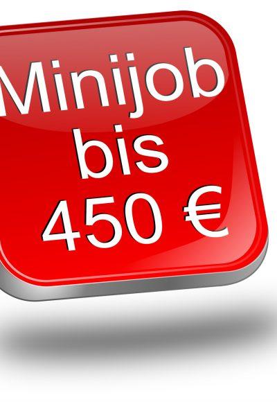 Minijob-Rechner: Rechner + Alle Infos