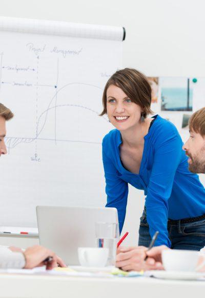 Weiterbildung Projektmanagement: Gehalt, Ausbildung, Studium und Perspektive!