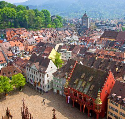 Uni Freiburg: Alle Infos