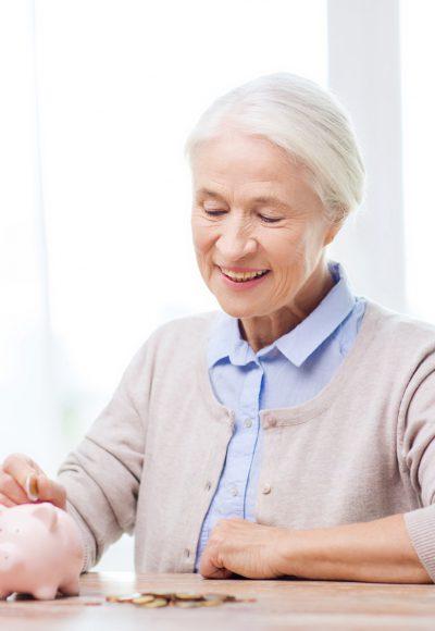 Was leistet die staatliche Altersvorsorge?