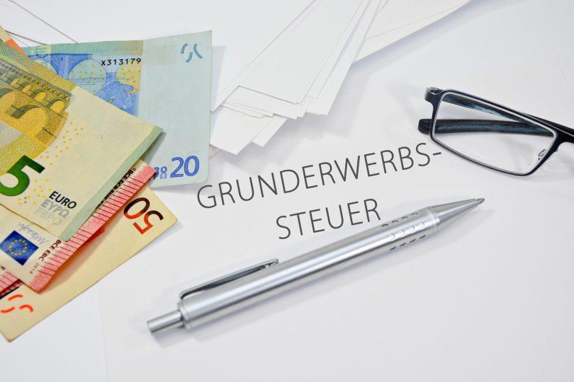 Grunderwerbsteuer: Grunderwerbsteuerrechner + Alle Infos!