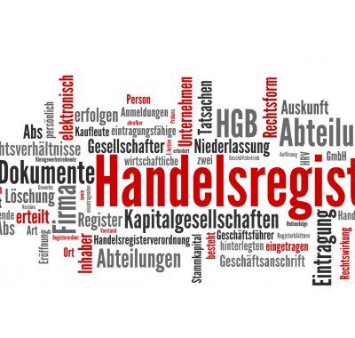 Handelsregister – das müssen Sie wissen!