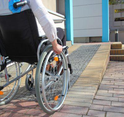 Behinderte wollen ein Recht auf Sparen