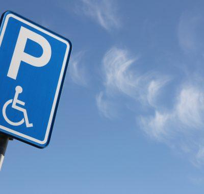 Behinderte in einen Beruf begleiten