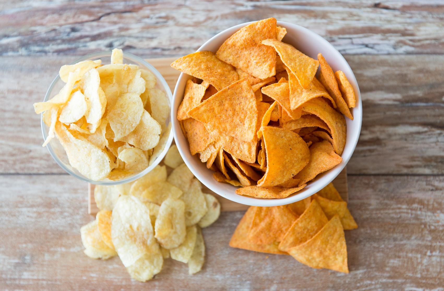 Wie Ungesund Sind Chips Heimarbeit De