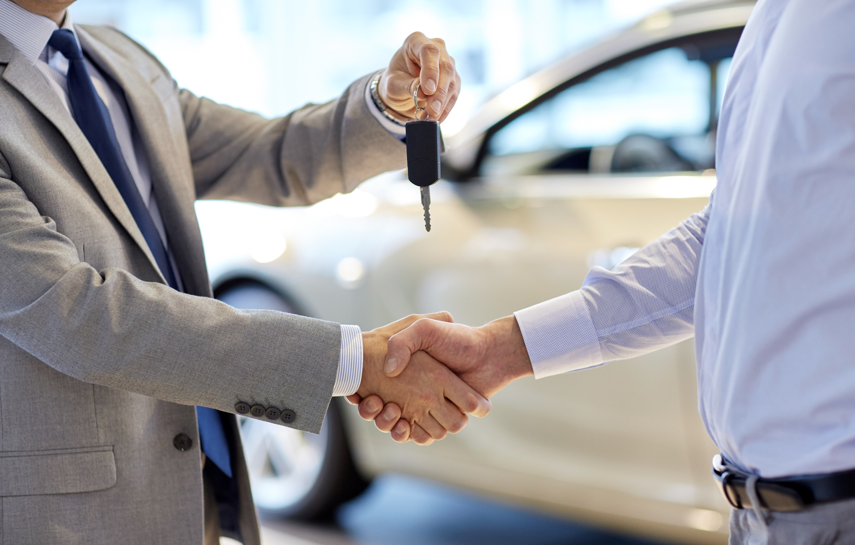 Rent A Car For New License