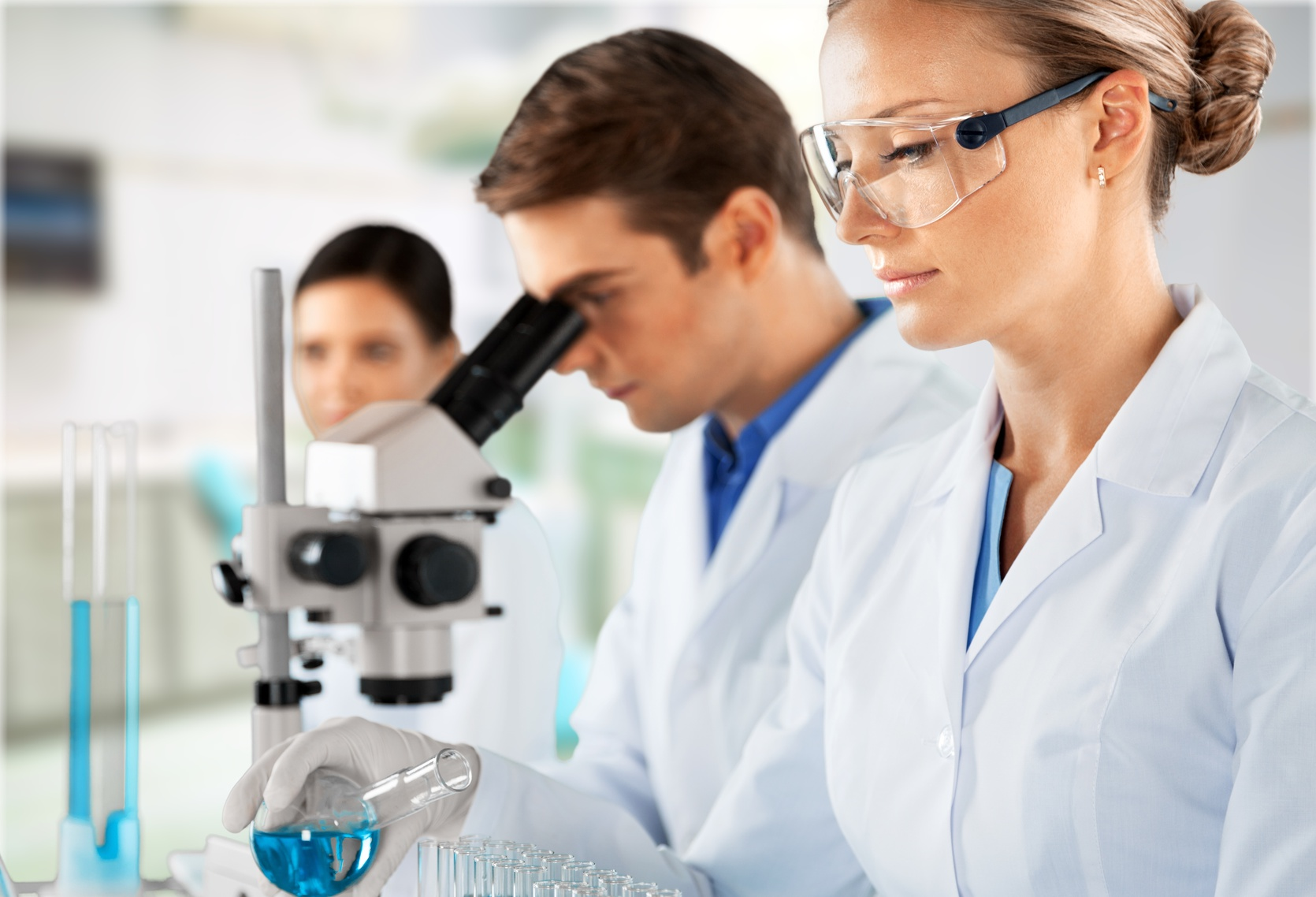 Wo Chemie Studieren