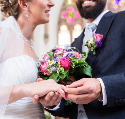 Das können Sie sparen, wenn Sie heiraten!