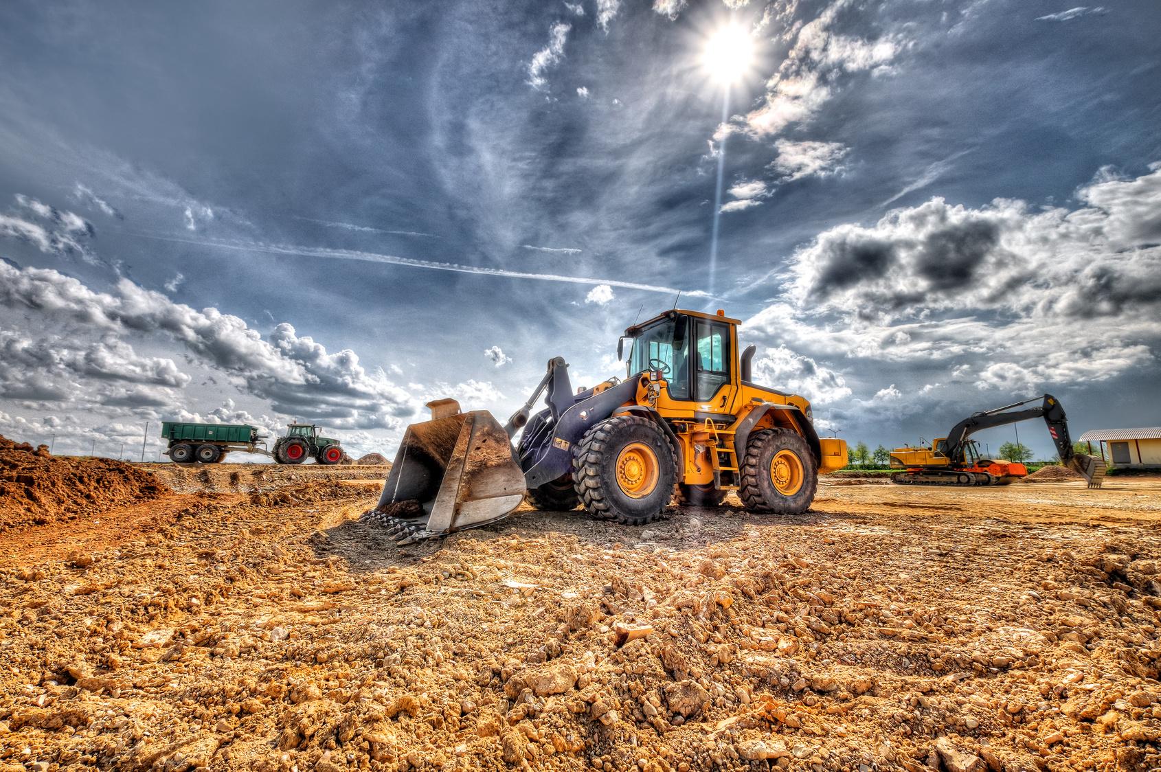 Tiefbau Die 5 Besten Jobs Heimarbeit De