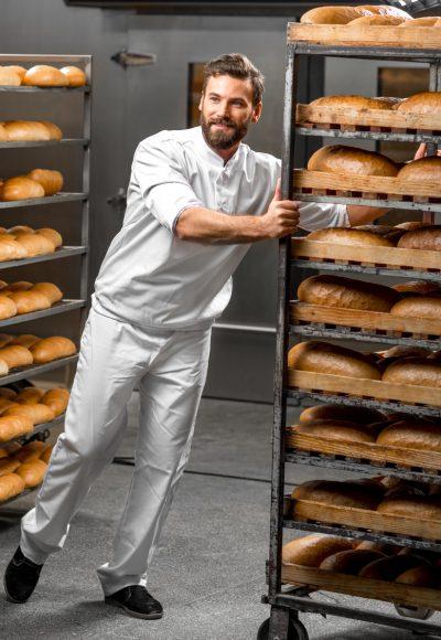 Bäcker: Ausbildung ● Gehalt ● Studium ● Perspektive