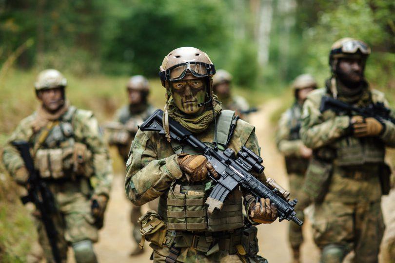 Bewerbung Bundeswehr: So geht's richtig!