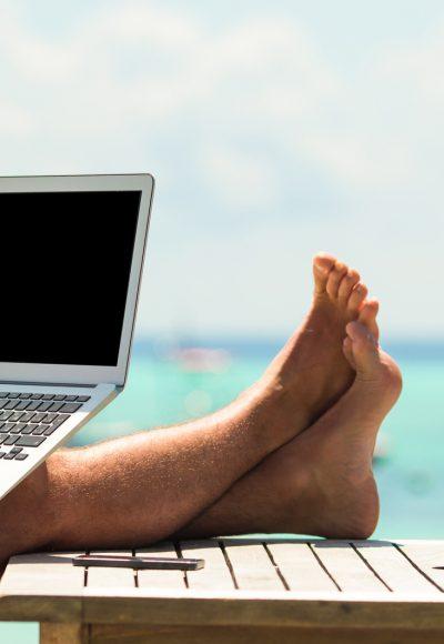 Das Leben der digitalen Nomaden