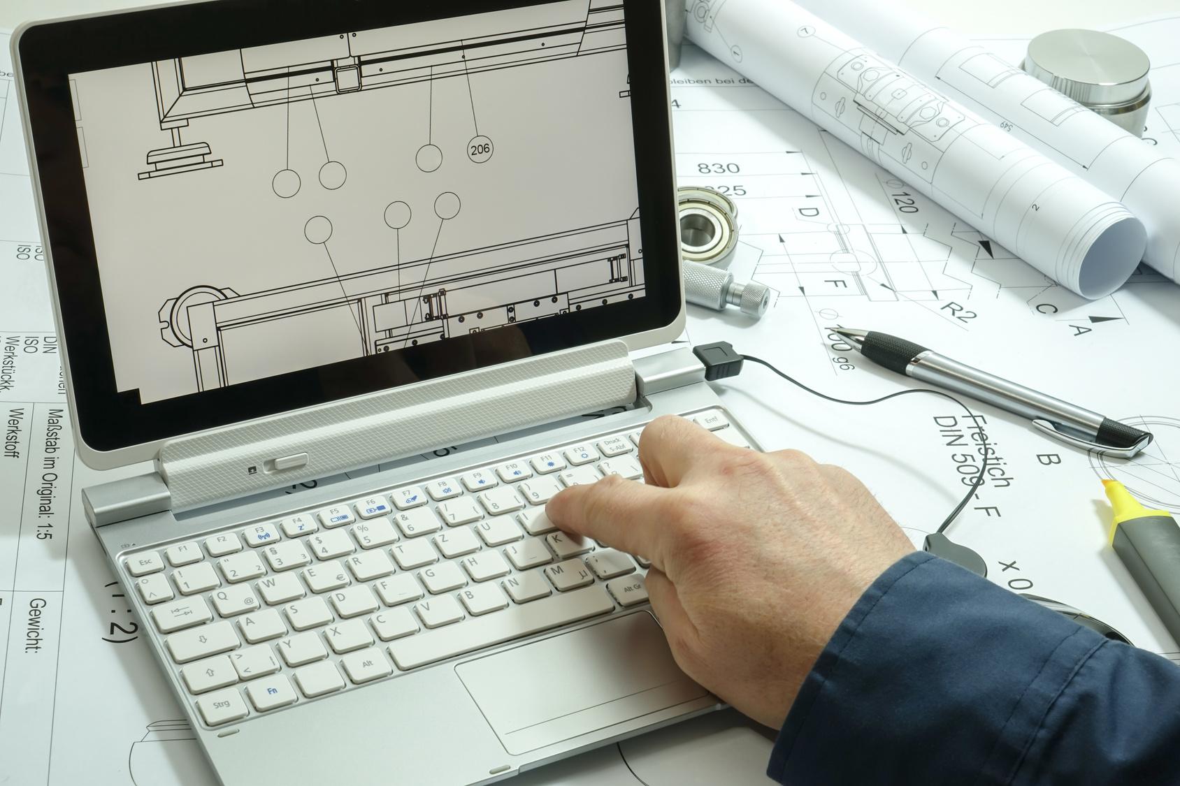 Technischer zeichner ausbildung gehalt studium for Innenarchitektur computerprogramm