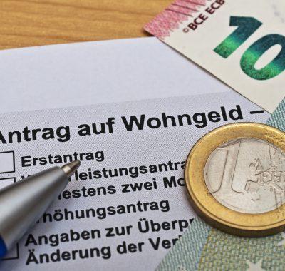 Anspruch auf Wohngeld: Jetzt prüfen!