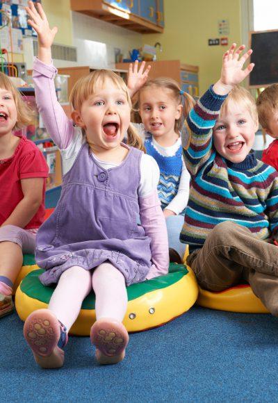 Kinderbetreuung in den ersten drei Lebensjahren