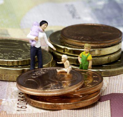 Armutsrisiko von Kindern Alleinerziehender besonders hoch