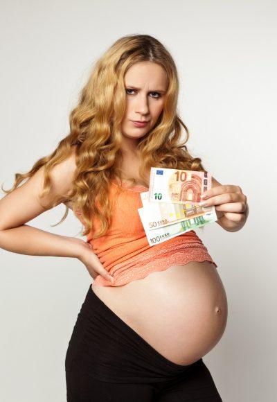 Zuschuss zum Mutterschaftsgeld: Jetzt beantragen!