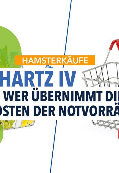 Notvorrat für Hartz-IV-Bezieher: Bundessozialministerium bezieht Stellung