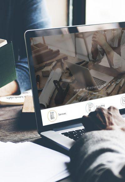 Eigene Website aufbauen und Werbung verkaufen: So geht's!