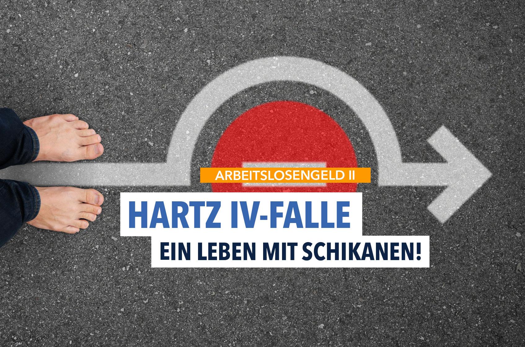 Paypal Hartz 4