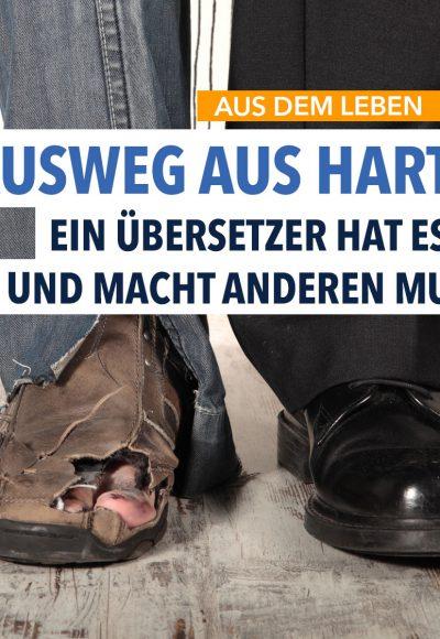 """""""So schaffte ich es aus Hartz IV und wurde Topverdiener!"""""""