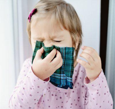 Erkältung und Grippe beim Kind: die besten Tipps