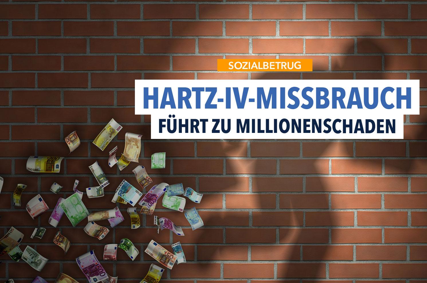 Hartz-IV-Missbrauch