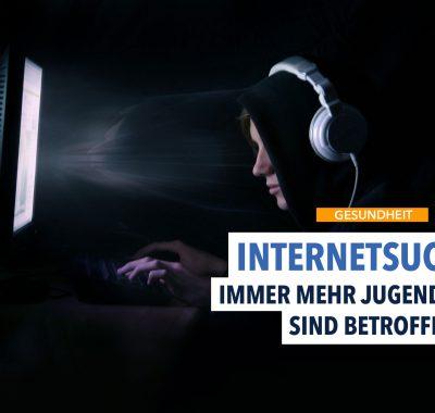 Mehr Jugendlichen droht Internetsucht