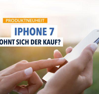 Blitz-Check: Was kann das neue iPhone 7 ?
