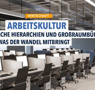 Strukturwandel in deutschen Büros: Microsoft als Vorbild