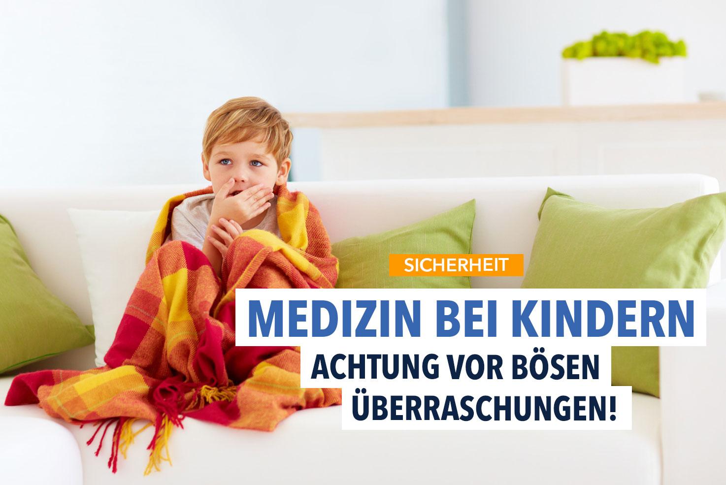 Medizin-bei-Kindern